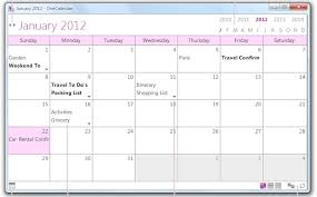 onenote calendar template how to be productive when everything s blocked at work