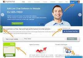 Free Live Chat Room Live Chat Screenshots Live Chat Software Screenshots Live