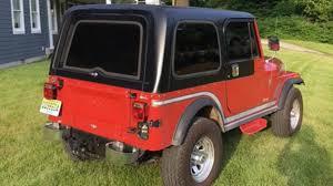 jeep cj laredo 1986 jeep cj 7 laredo t75 harrisburg 2016