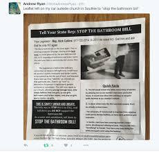 The Bathroom Bill by Anti