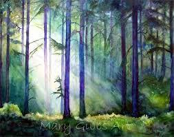 Landscape Inspiration Best 25 Watercolor Landscape Ideas On Pinterest Watercolor