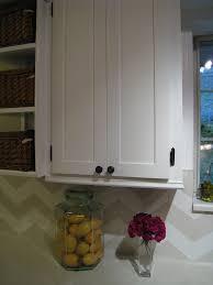 Kitchen Cabinet Door Molding Easypeasy Cabinet Door Redo She Filled In The Routed