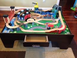 imaginarium mountain rock train table instructions train table plans with storage lovely imaginarium mountain rock