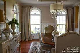 Bathroom Bay Window Delectable Dining Room Window Treatment Ideas For Above Kitchen