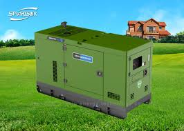 powerful deutz diesel engine generator set soundproof enclosure