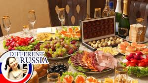 New Year S Eve Dinner Ideas What U0027s On New Year U0027s Table Of Ordinary Russian People Simple And