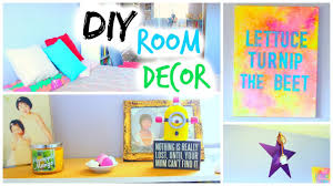 diy room decor for summer youtube