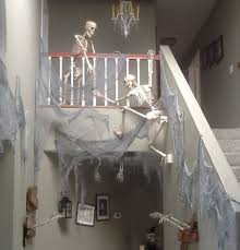 Glow In The Dark Halloween Decoration Ideas by This Is Almost A Replica Of Our Foyer I Need One More Poseable