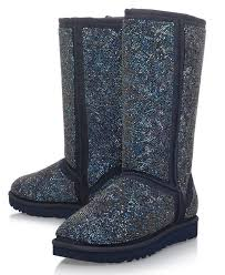 harrods ugg boots sale the ugg boots had a glitzy 3 000 makeover