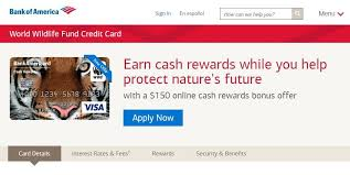 is the world wildlife fund credit card worth it december 2017