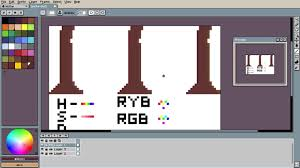 pixel art tutorial color picking for highlights u0026 shadows youtube