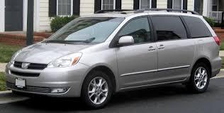 toyota minivan 2004 toyota sienna u2013 strongauto