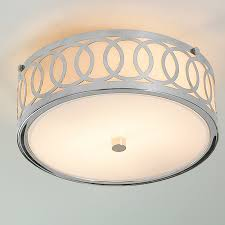 Small Flush Mount Ceiling Lights Small Interlocking Rings Flush Mount Ceiling Light Shades Of Light