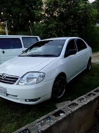 toyota arabalar toyota corolla kingfish for sale in linstead for 580 000 cars