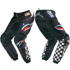 usa motocross gear oneal element afterburner mens off road dirt bike motocross pants