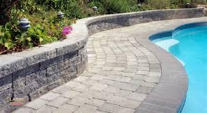 pool decks classic paving and masonry