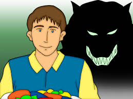 halloween kid clipart 10 ways to scare someone on halloween wikihow