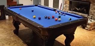 Used Billiard Tables by Kincaid Billiard U0027s Used Pool Tables Kincaid Billiards New Pool