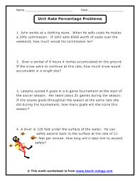 percentage word problems worksheets grade 6 worksheets