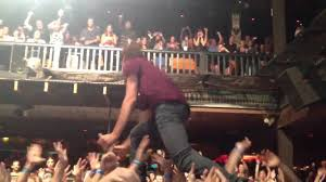 matisyahu stage dive myrtle beach sc house of blues youtube
