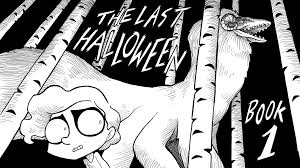 halloween bookmarks the last halloween book 1 by abby howard u2014 kickstarter