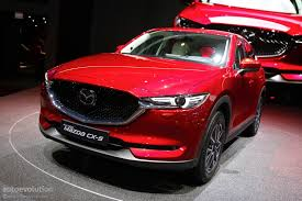 mazda new models 2017 2018 mazda cx 8 photographed uncamouflaged in chicago packing