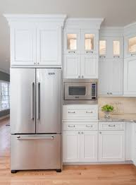What Is The Standard Height Of Kitchen Cabinets Where To Put The Microwave In Your Kitchen Huffpost