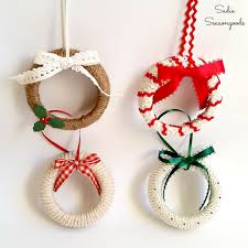 wreath decorating ideas wire hanger how many