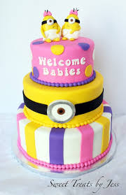 minion baby shower decorations gallery sweet treats by jess