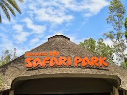 San Diego Zoo Safari Park Map by San Diego Zoo One Travel