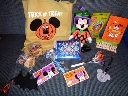 Halloween Gift Bag by Britts Happy Place Blog All About Disneyland