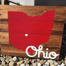 ohio state columbus pallet home sign thanks mckenzie u2026 flickr