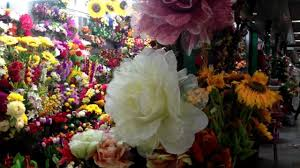 yiwu wholesale market artificial flowers