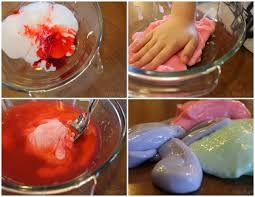 mom mart how to make homemade gak hands on activity for kids