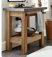 Reclaimed Wood Bathroom Bathroom 25 Best Reclaimed Wood Vanity Ideas On Pinterest Subway