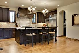 kitchen color ideas with oak cabinets and black appliances 46 kitchens with cabinets black kitchen pictures