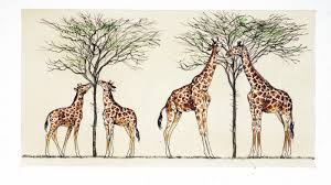 how did lamarck explain why giraffes have long necks reference com