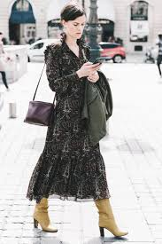 habitually chic paris couture street style street style