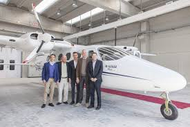italian aircraft developed in cooperation with cape air makes