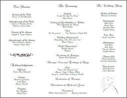 designs cheap free wedding program templates pinterest with
