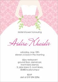 wedding shower invitation wording bridal shower invitations surprising bridal shower invite template