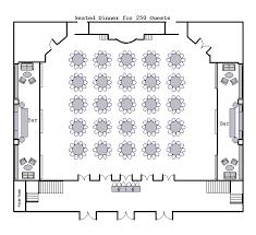 Ballroom Floor Plan | ballroom floor plans venue floor plans 583 park avenue