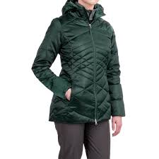 the north face aconcagua down hooded parka for women