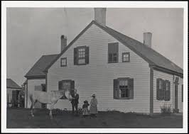 the luther hinckley homestead may date to the early 1700s