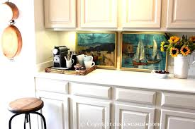 kitchen coffee bar ideas enchanting coffee bar kitchen small ideas outstanding coffee bar