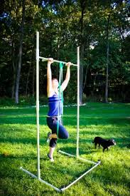 Diy Backyard Pull Up Bar by Free Standing Portable Pullup Bar
