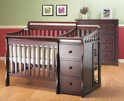 Convertible Crib With Changing Table Convertible Crib And Changing Table Combo Convertible Crib