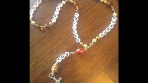 diy rosary d i y rosary personalized