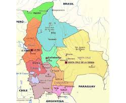 Map Of Peru South America by Maps Of Bolivia Detailed Map Of Bolivia In English Tourist Map