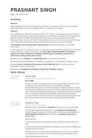 Resume With Sql Experience Download Database Test Engineer Sample Resume